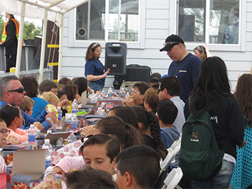 pelican products adopt a school