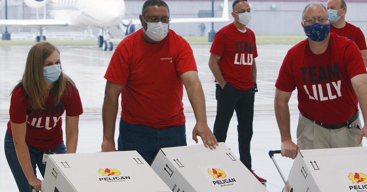 pelican medical biothermal temperature packaging