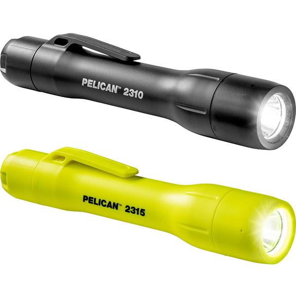 pelican 2310 2315 safety flashlights