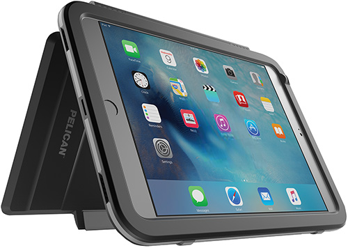 pelican products apple ipad mini 4 protection cases