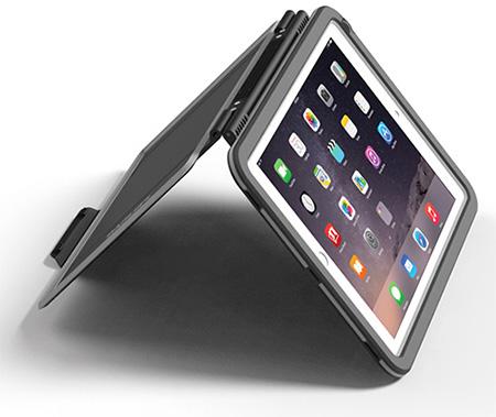 pelican products apple ipad waterproof vault tablet case