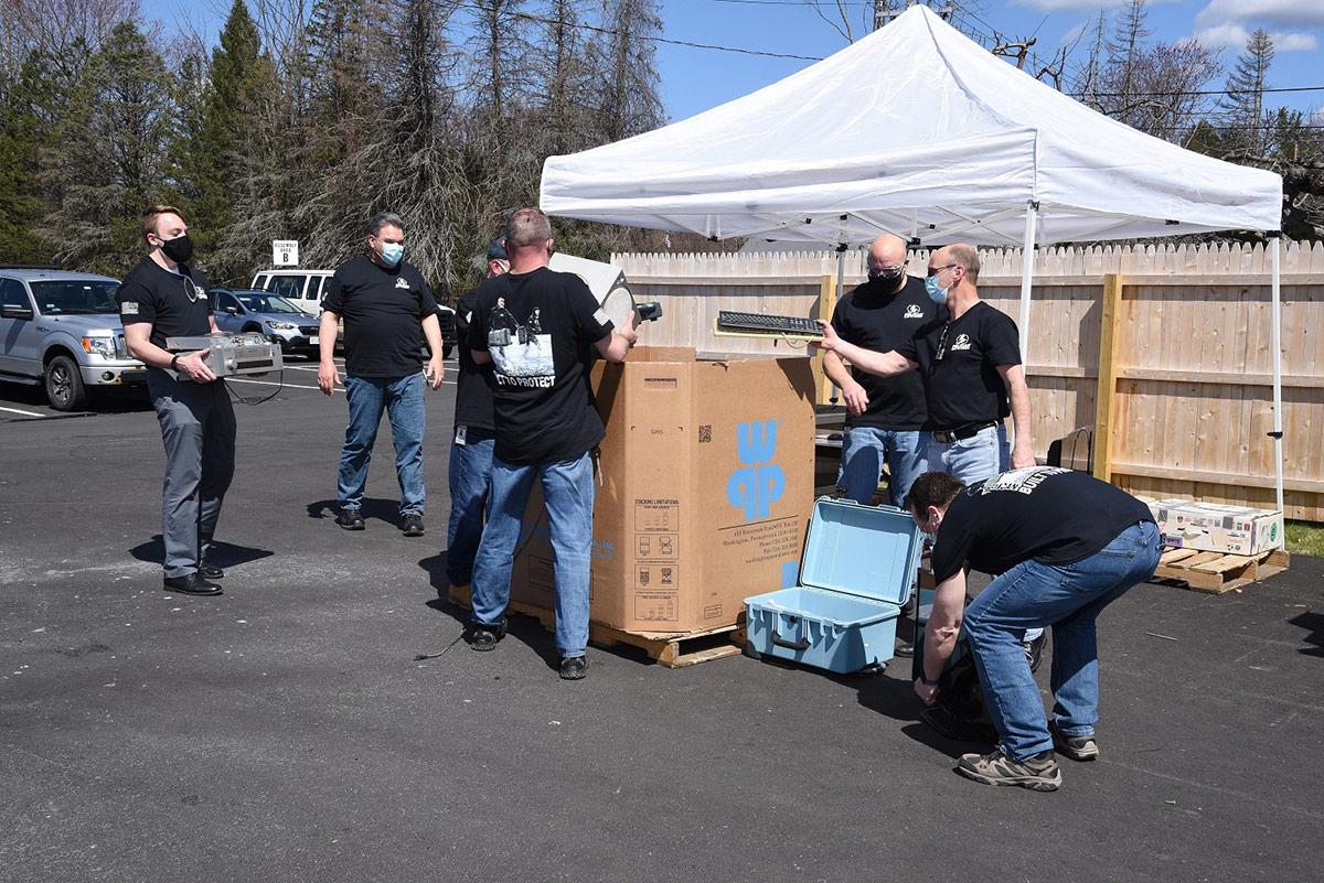 pelican e waste donation