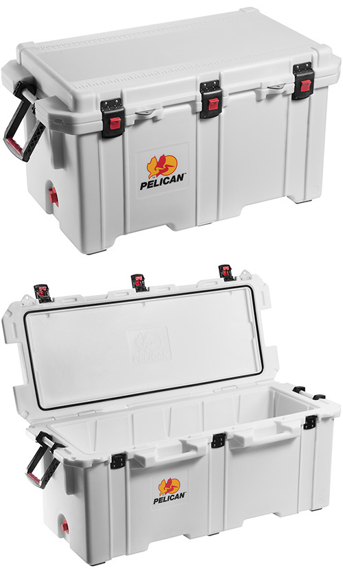 pelican products huge 150 250 quart elite coolers made in usa