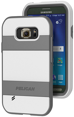pelican products rugged protective case for samsung s6 active