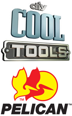 pelican products diy network cool tools tv show feature