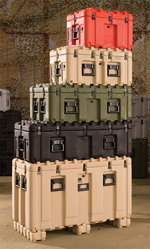 pelican products isp military shipping hard cases