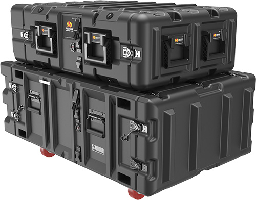 pelican products new v series rackmount cases