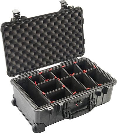 pelican products trekpak case dividers