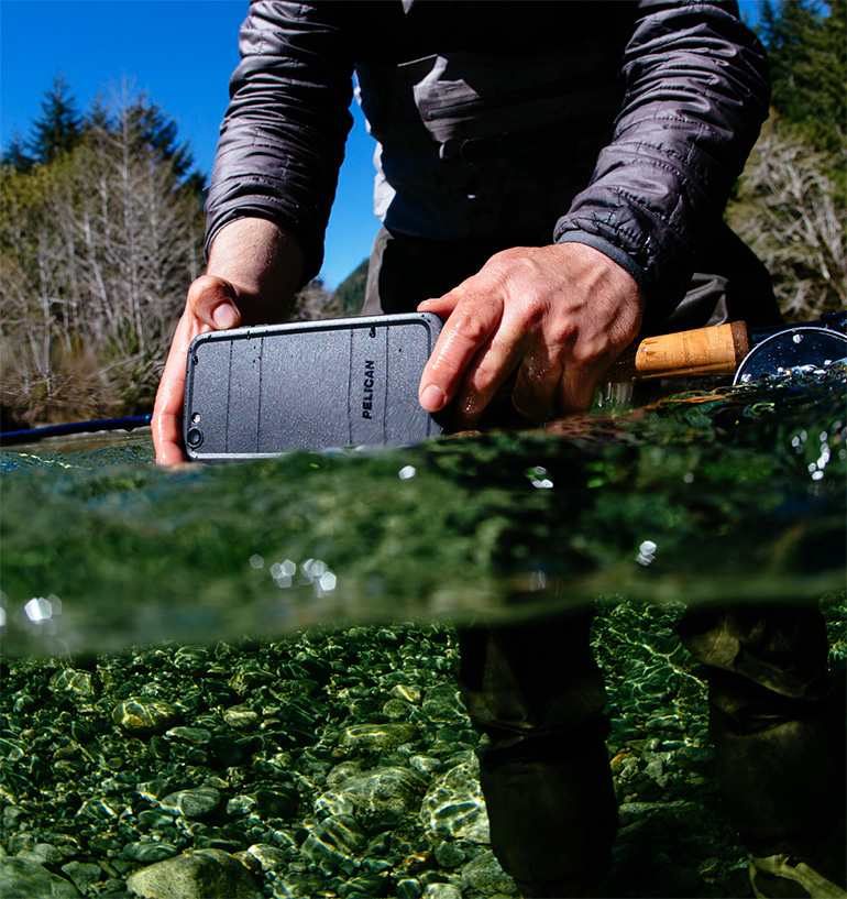 pelican products waterproof marine case