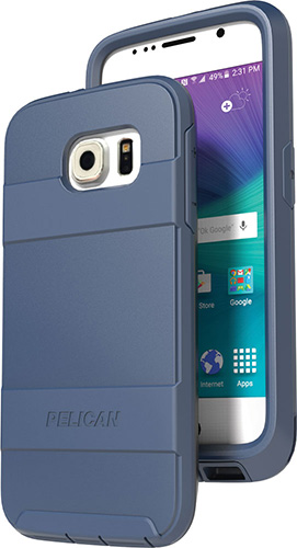 pelican products samsung galaxy s6 edge phone protective case