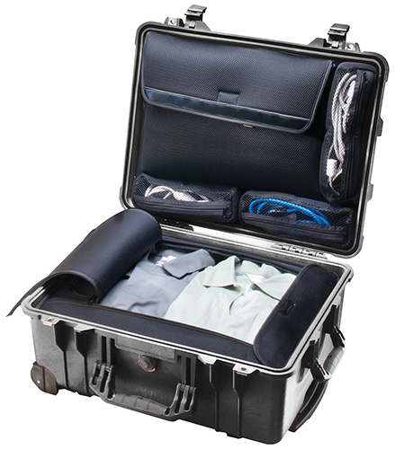 pelican products travel latoptop hard case rolling