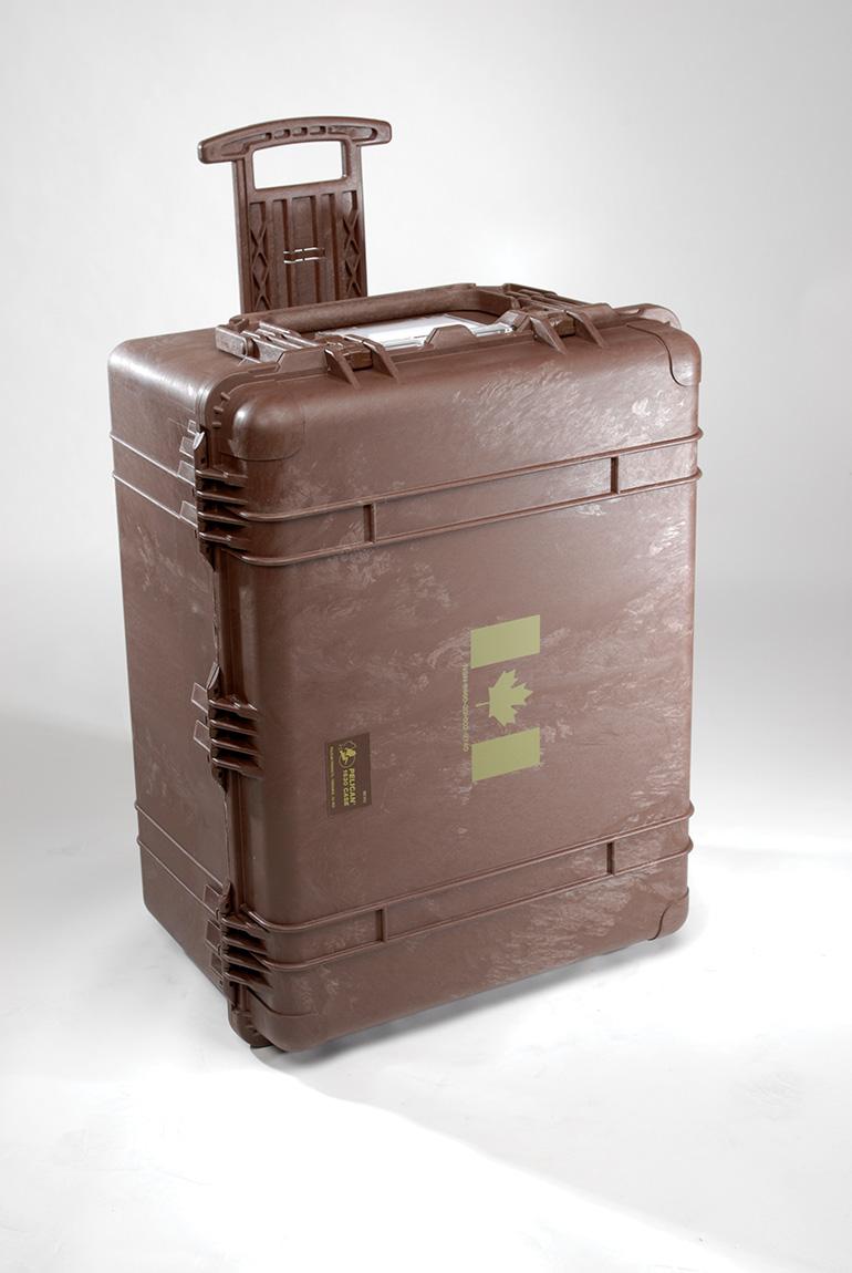 pelican transport cases military equipment 1630