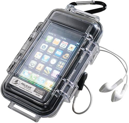 pelican products apple iphone underwater hard case