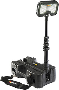 pelican products 9490 led portable work light rechargeable