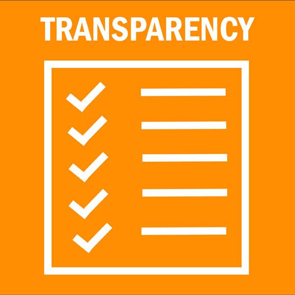 Pelican transparency
