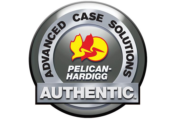pelican hardigg advanced case solutions logo