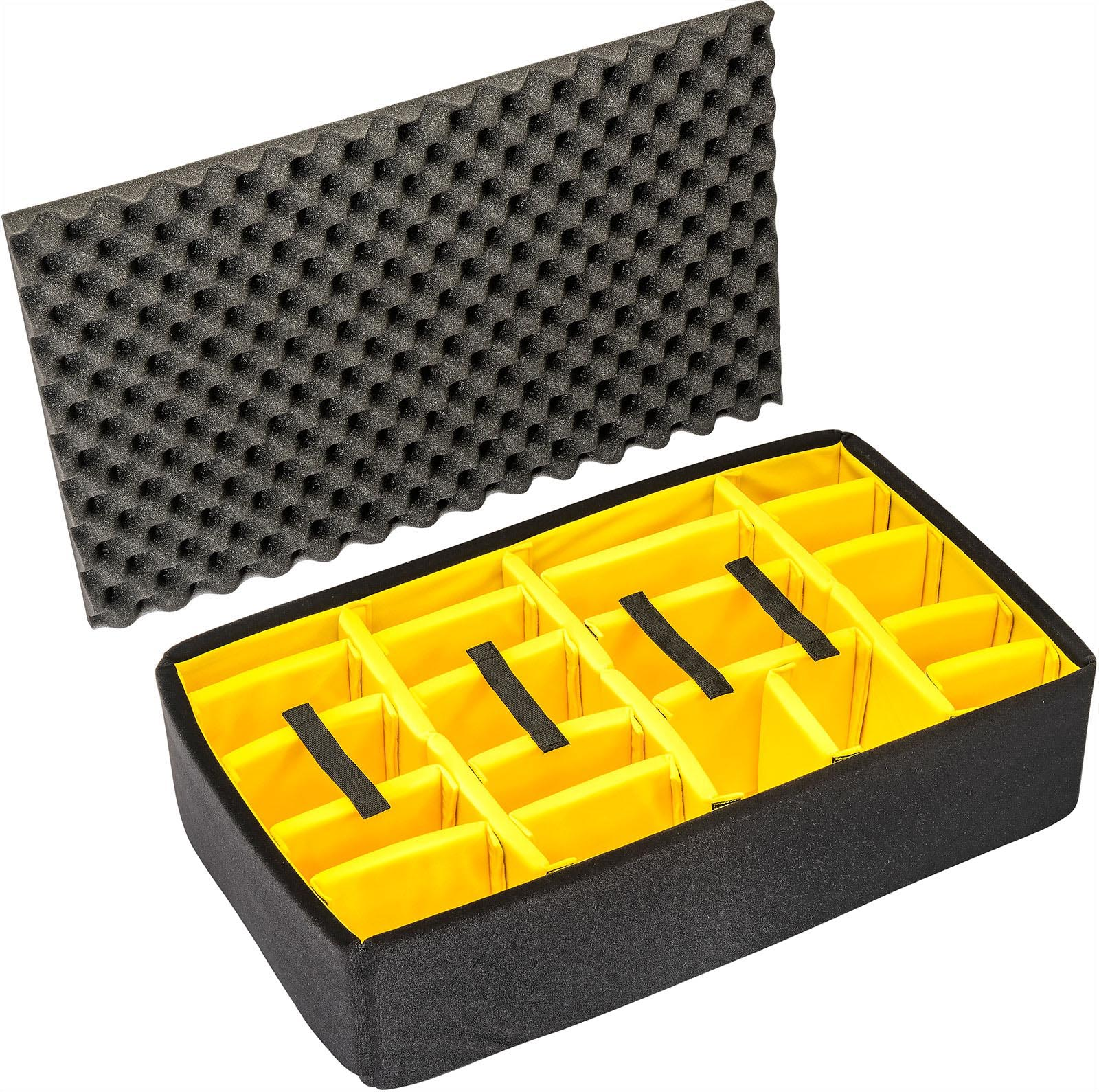 pelican 1675 padded dividers 1670 case