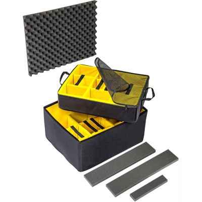pelican air case 1637airds 1637 padded dividers