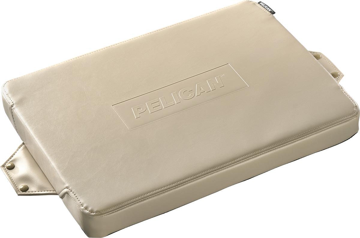 pelican 50qt cooler tan seat cushion