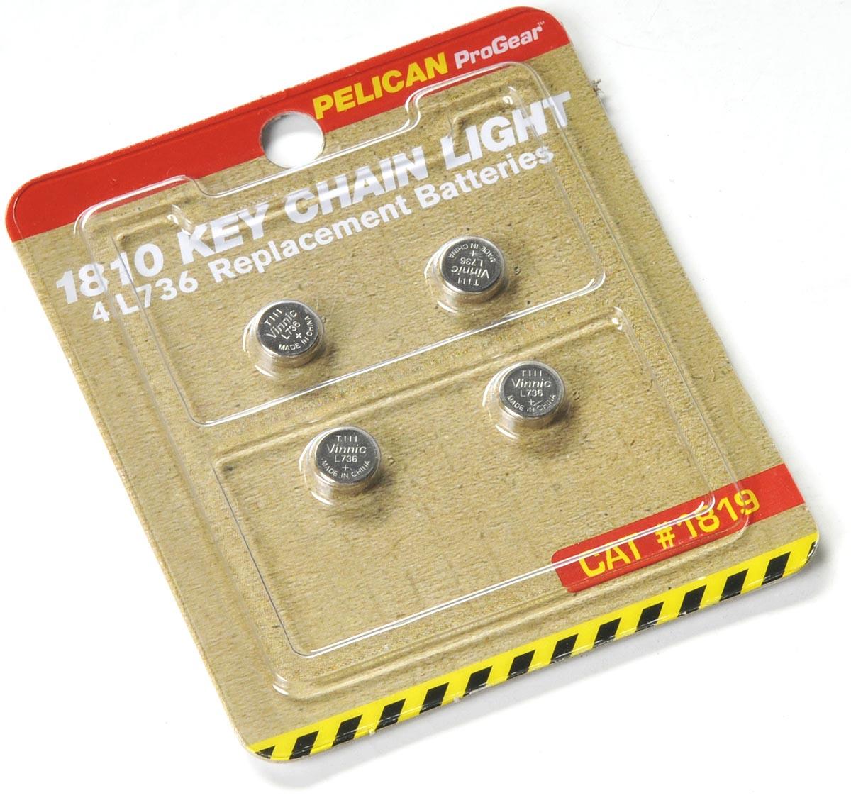 pelican 1810 replacement batteries flashlight