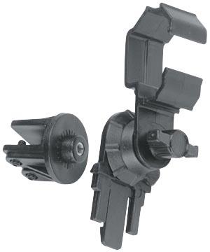 pelican 700 flashlight helmet clip holder