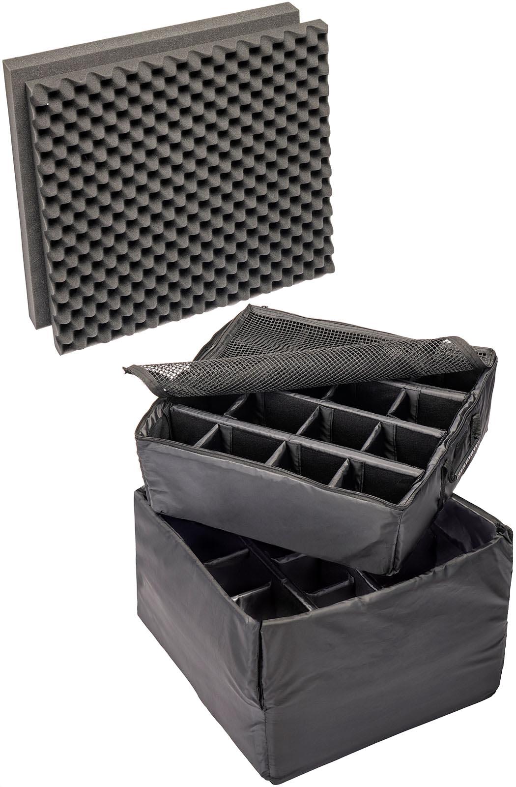 pelican 0345 padded divider case set