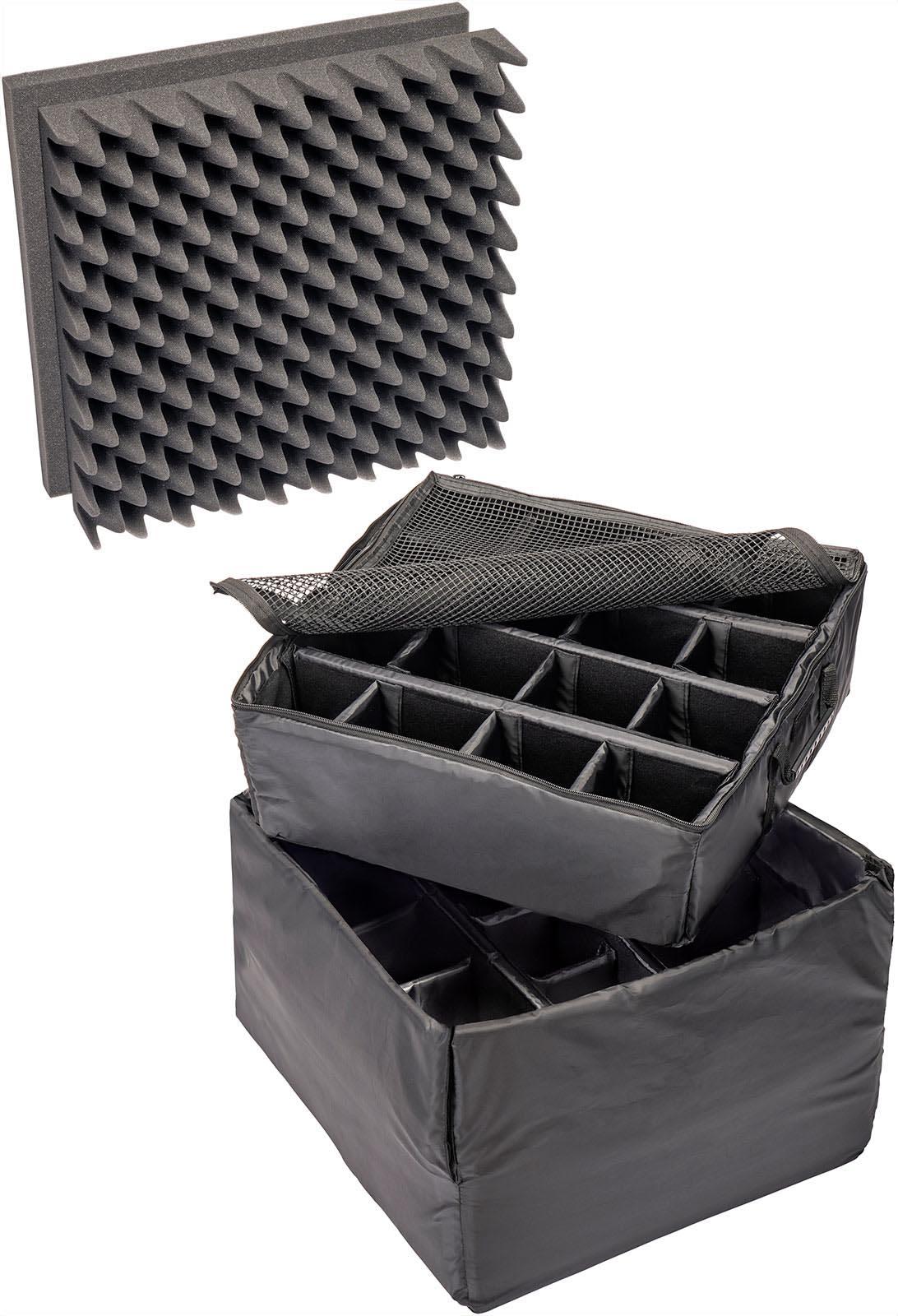 pelican 0355 padded divider case set