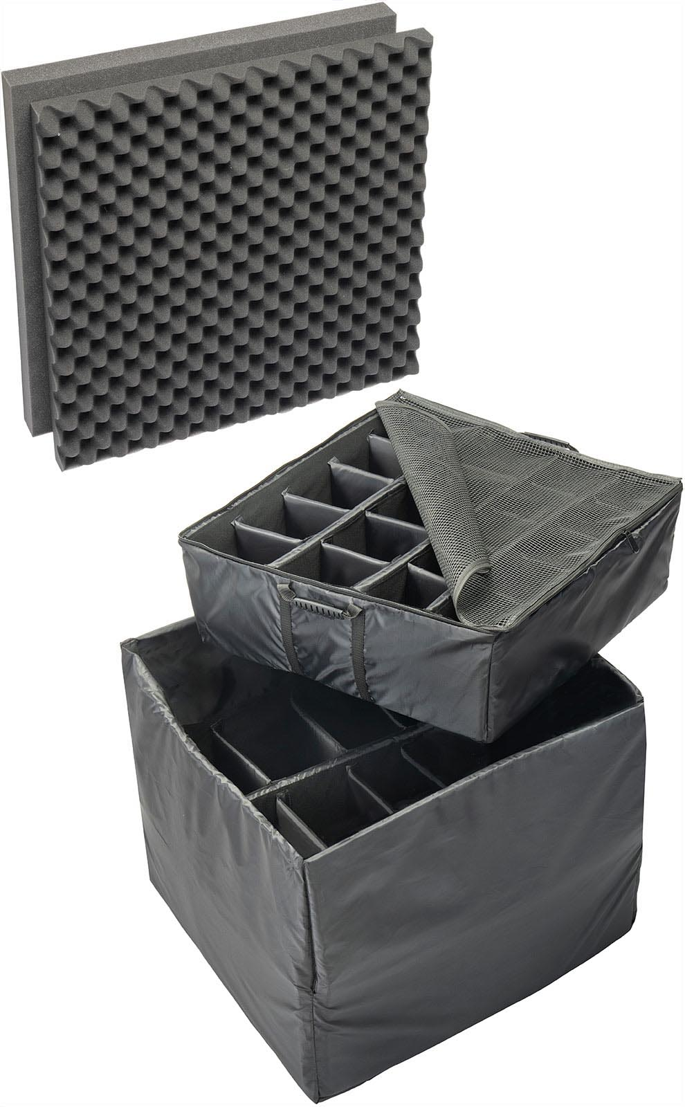 pelican 0375 padded divider case set