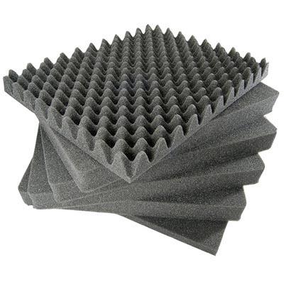 pelican 6 piece replacement case foam