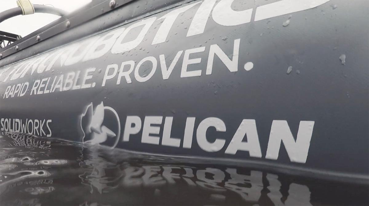 pelican professional blog sponsor embry riddle robotx