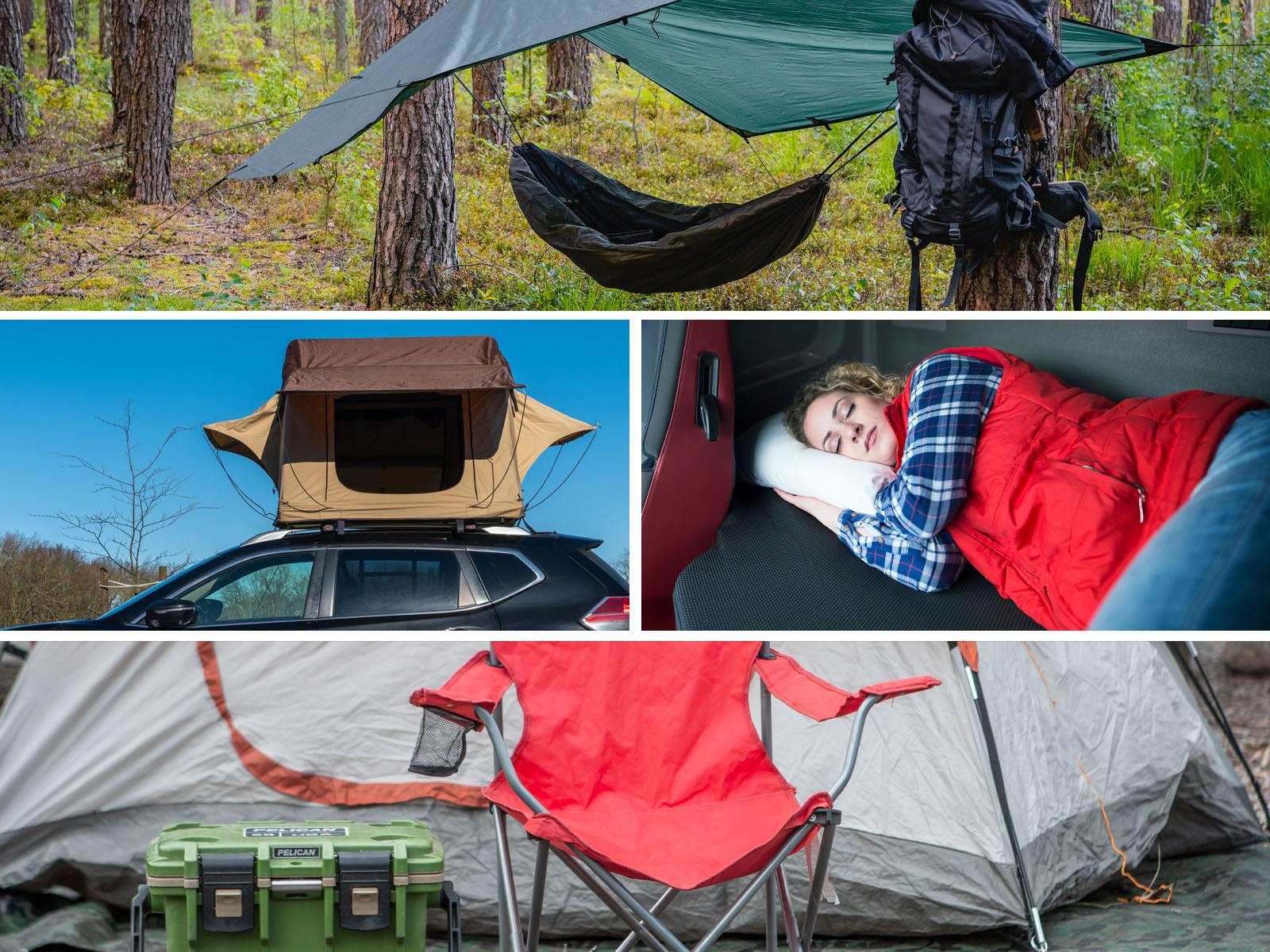 overlanding shelter