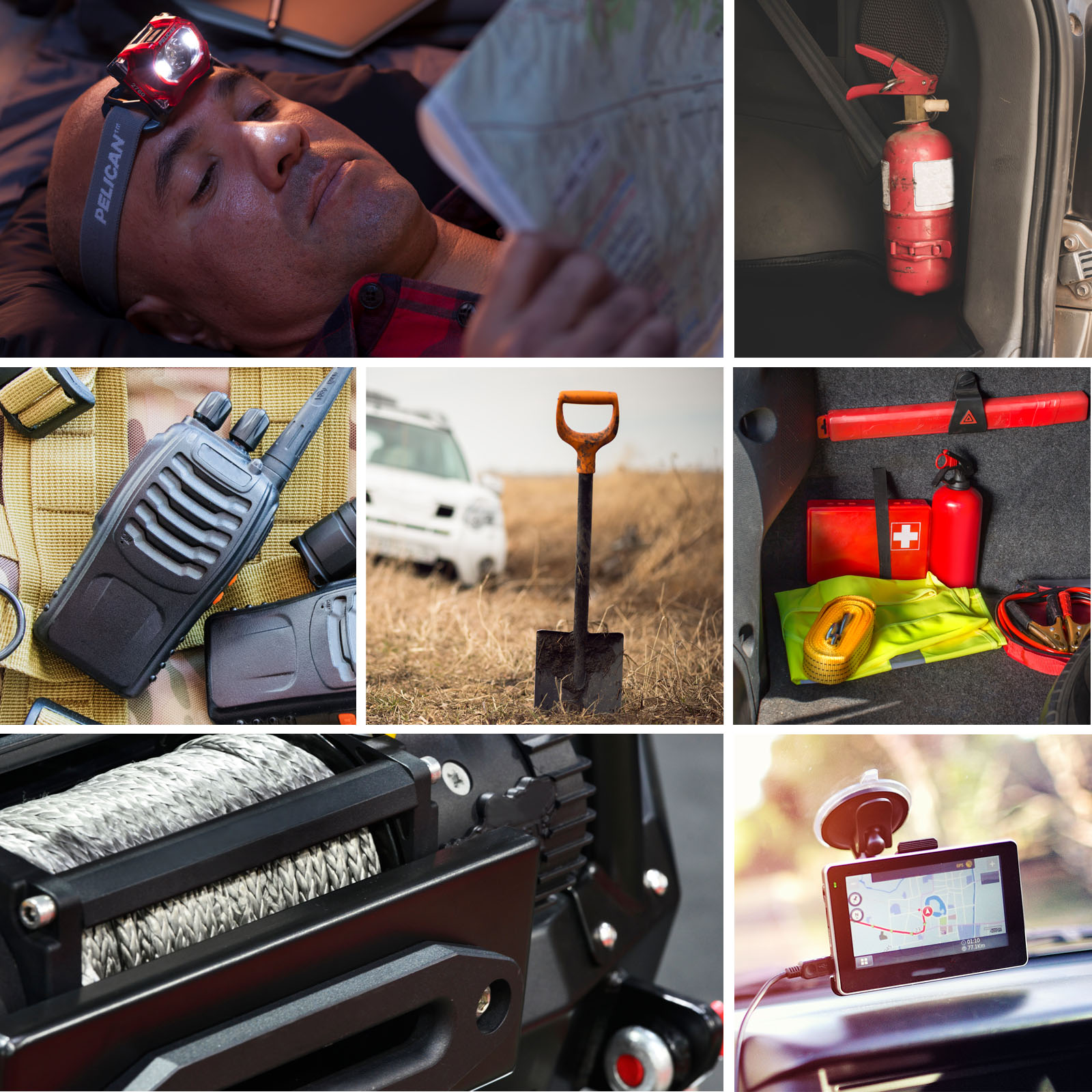 safety gear headlamp