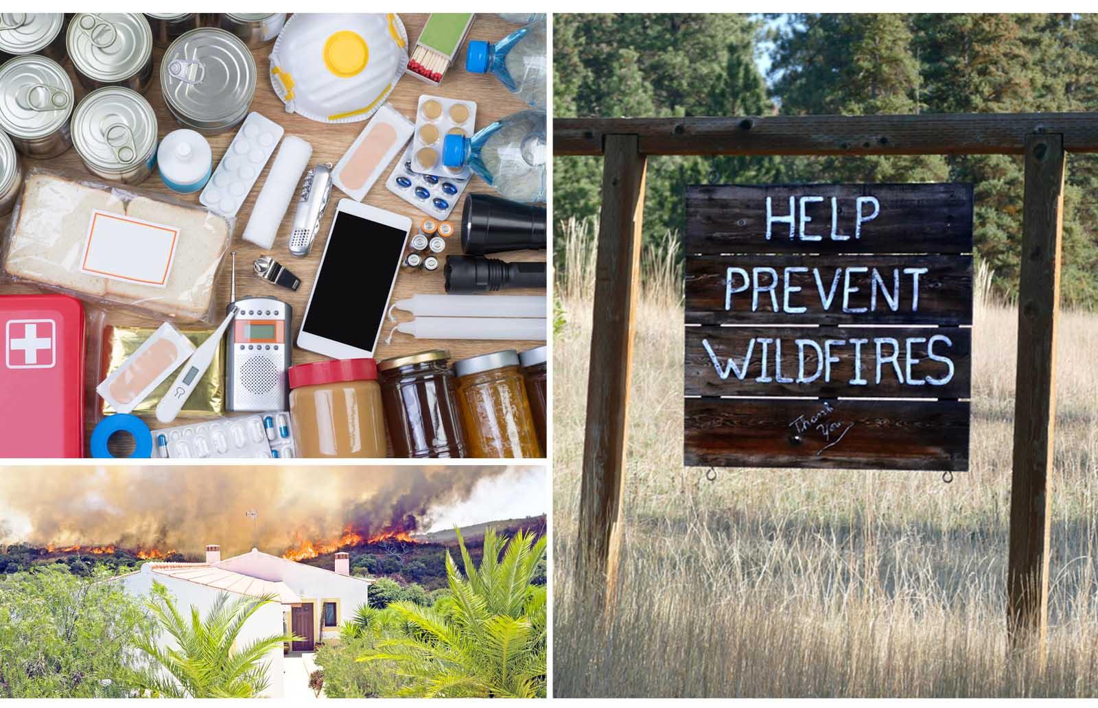 help prevent wildfires