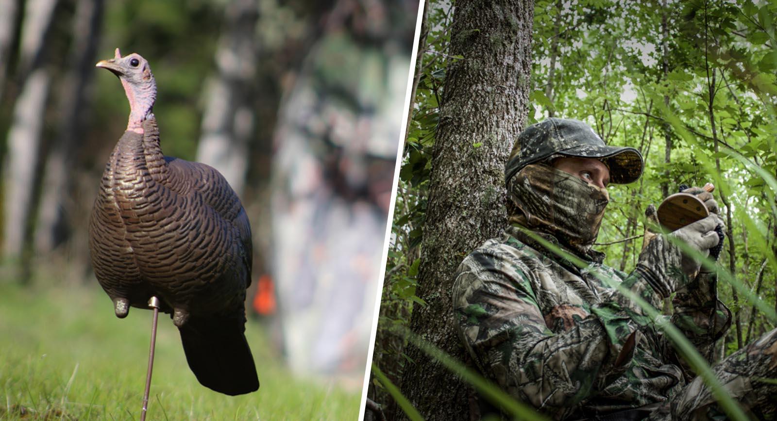turkey hunting equipment