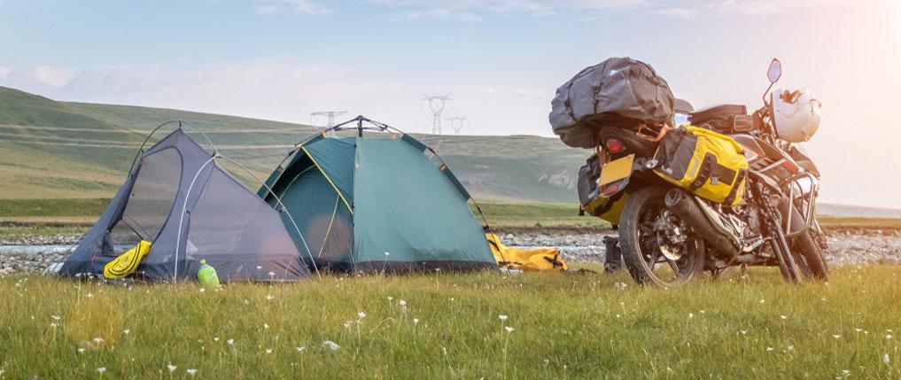 off road camping basics