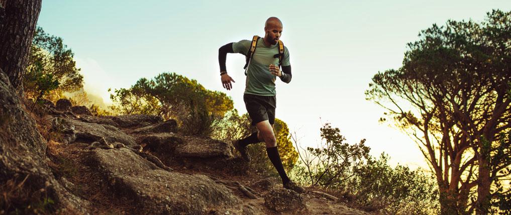 how to start trail running