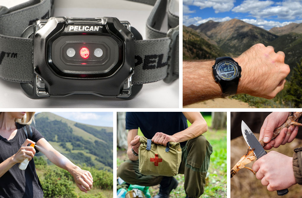 essentials for hiking 1