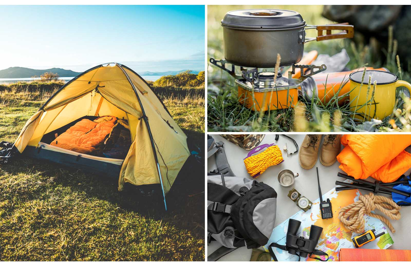 must have camping gear