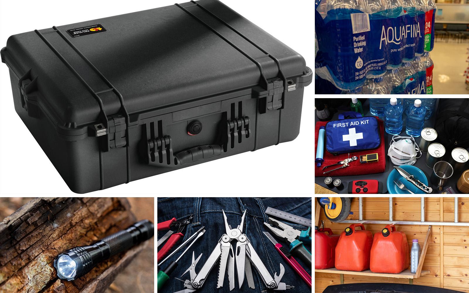 1600 watertight protector case
