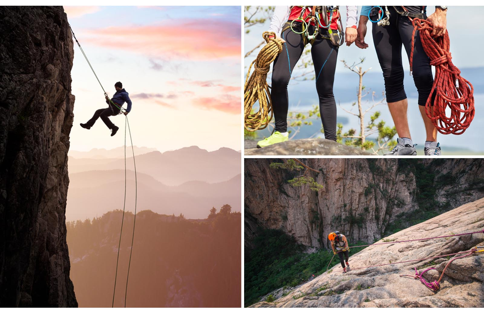 rappel your way down canyon