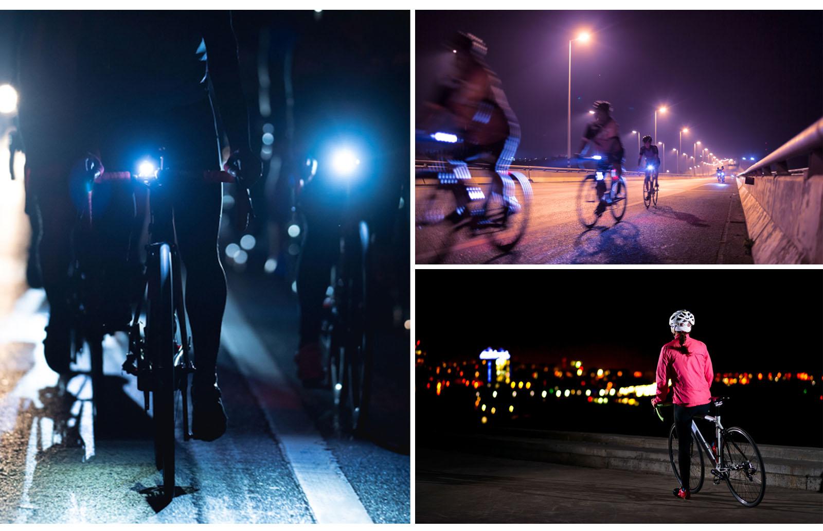 night bike rides