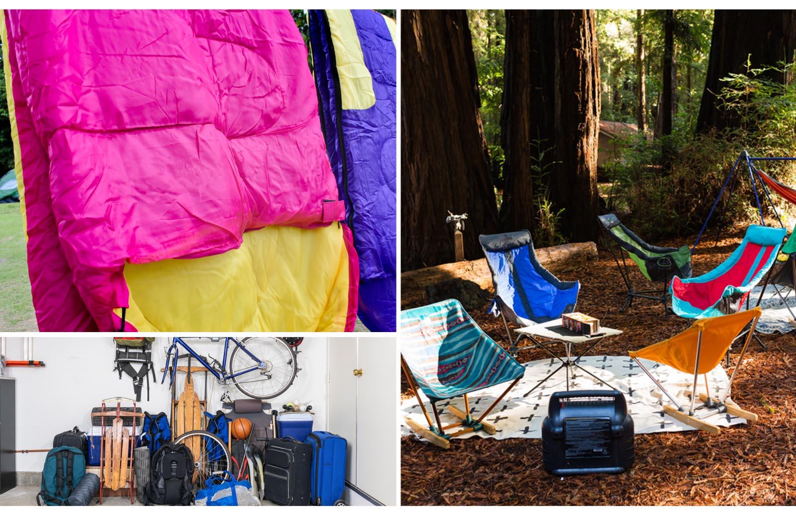 camping storage