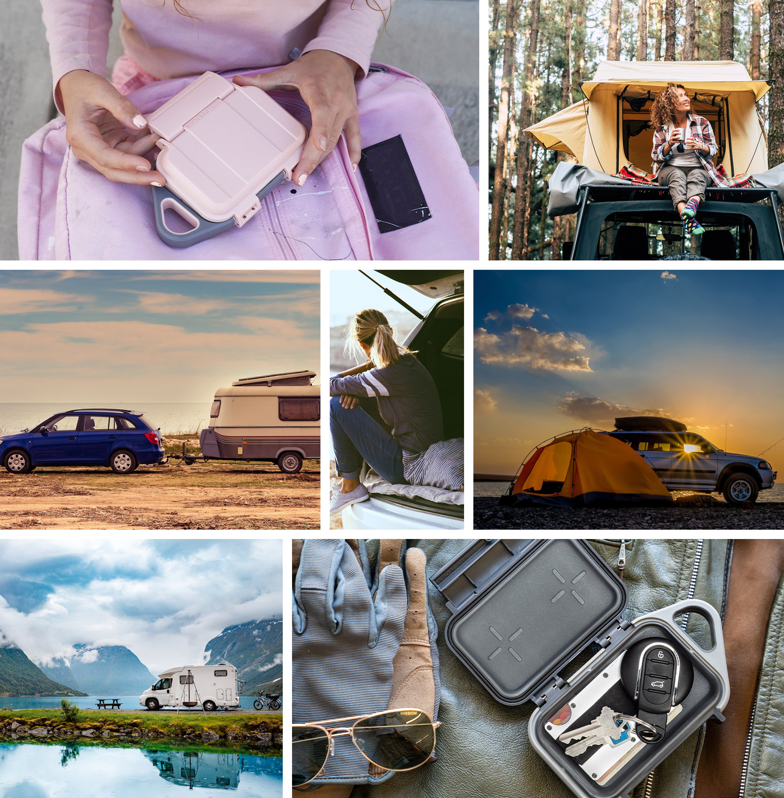 go case travel car camping