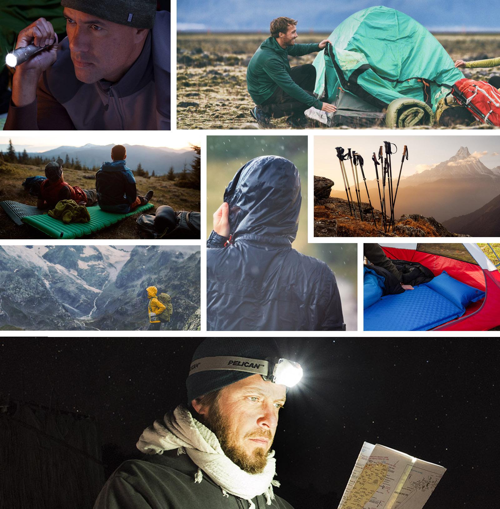 tent flashlight