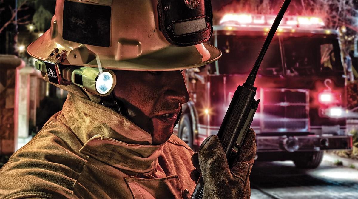pelican professional blog safety lights firefighter flashlight