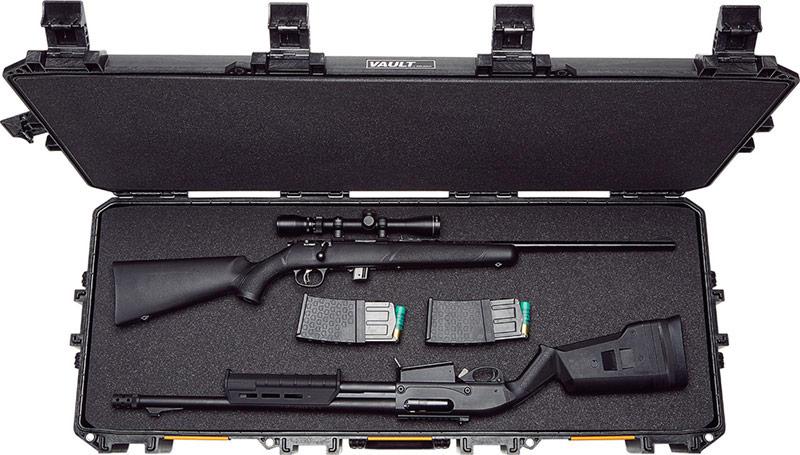 double rifle ar15 case