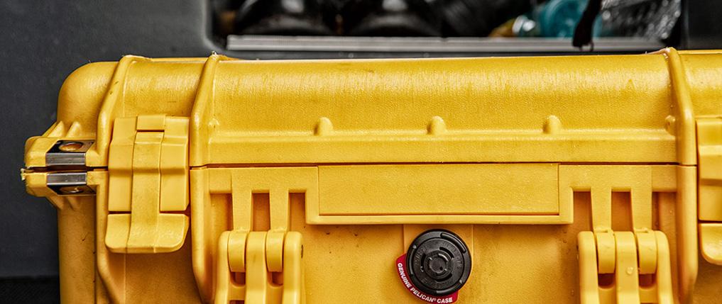 watertight emergency kit case