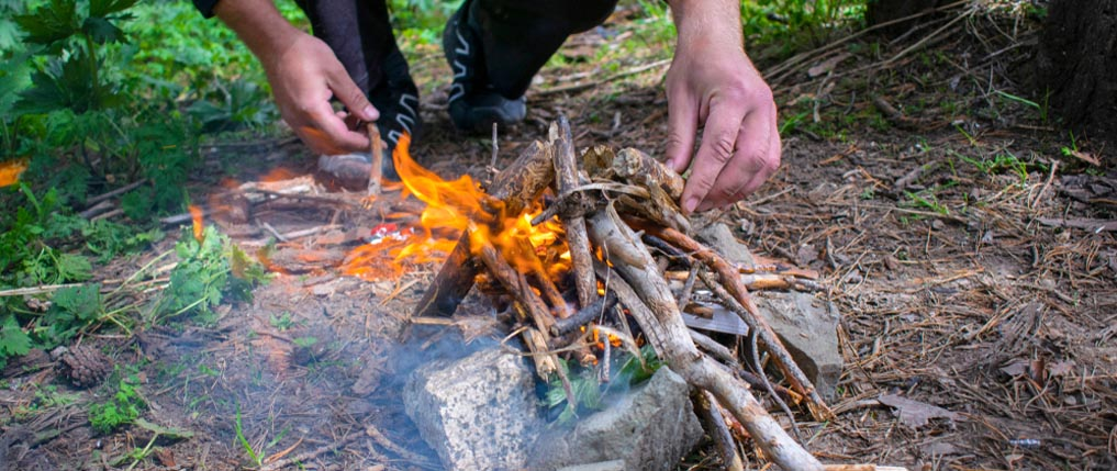 pelican consumer blog how to start a campfire