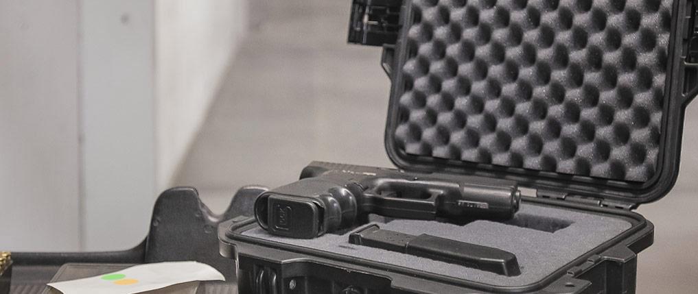firearm protector case