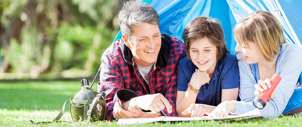 pelican consumer blog backyard camping with kids